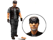 Mezco Toyz Sons of Anarchy Exclusive Action Figure Clay Morrow [Bandana] 9SIV1976SM3760