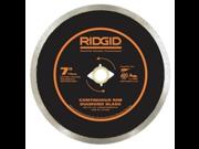 RIDGID 7 in. Continuous Diamond Blade