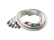 Steren 257-606BK 6-Feet Component Video-Audio Cable