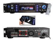 New PYLE PRO P1501ATU 1500 Watt Hybrid Power Amplifier