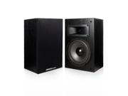 "Acoustic Audio PSS-52 Bookshelf Speakers 100 Watt 5.25"" 2 Way Home Theater Audio Pair"