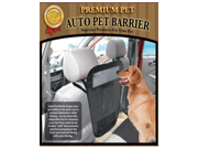 Pet Barrier Blocks Dogs Access To Auto Car Front Seats & Keep Dogs In Back Seat