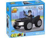 Cobi - Action Town Police S.W.A.T. Car (40 PC) 9SIV16A6760077