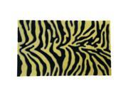 "Wild! Decorative Front Door Mat - 18"" x 30"" Outdoor Rubber Home Doormat"
