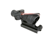 Trijicon ACOG 4x32 Scope, Dual Illuminated Red .223 Reticle TA31-CH