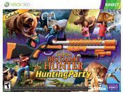 Cabela's Big Game Hunter Hunting Party Game with Gun Bundle  - Xbox 360