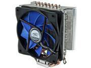 """Deepcool ICE WIND Aluminum Heat Sink 4.72"""" Fan w/Copper Heatpipes For Intel/AMD"""