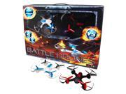 Alta Quadcopter Two Fighting RC Battle Drones and Controls (Includes Two Drones)