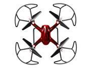 Alta Quadcopter RC Drone Sparrow with Camera 2.4GHz Remote Control - Red
