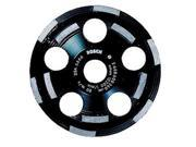 DC520 5 in. Double Row Diamond Cup Wheel 9SIA10Z0DA1252