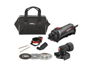 SS560VSC-50 120V Variable-Speed RotoSaw Plus Spiral Saw Kit