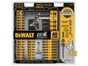 DWA2T40IR 40-Piece Impact Ready Screwdriving Bit Set