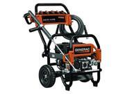 6590 3,100 PSI 2.8 GPM Commercial Gas Pressure Washer