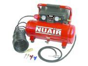 2G110DP 2 Gallon 110 PSI Portable Air Compressor