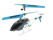 WebRC  - Iron Eagle Helicopter Blue