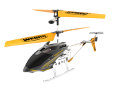WebRC  - Iron Eagle Helicopter Yellow