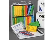 24 Person Unitized First Aid Kit In Metal Case