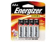 Eveready Energizer Max Aa Alkaline Battery