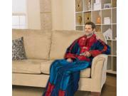 Marvel Spiderman Comfy Throw - Comics Fleece Blanket Sleeves 9SIA11H6JE8023