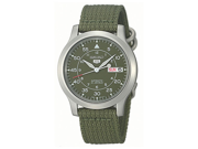 Seiko Mens Military SNK805 Watch