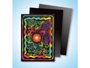 Scholastic Teaching Artist Scratch Art Trading Cards