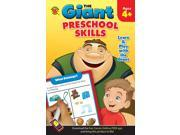 The Giant: Preschool Skills Activity Book 9SIA11U1HV7789