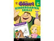 The Giant: Kindergarten Skills Activity Book 9SIA11U1HV7753