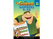The Giant: Numbers 0-20 Activity Book, Grades PK - K 9SIA11U1HV7764