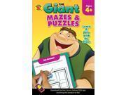 The Giant: Mazes & Puzzles Activity Book, Grades PK - K 9SIA11U1HV7767