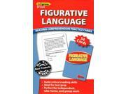 Edupress Ep3409 Figurative Language Reading Comprehension Practice Cards Red 9SIA11U1HV7757