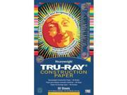 Tru-Ray Sulphite Construction Paper, 12 x 18 Inches, Sky Blue, 50 Sheets (103... 9SIA11U1K26866