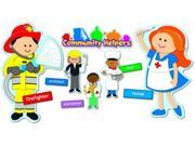 Carson Dellosa Community Helpers Bulletin Board Set (110196)