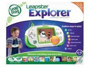 LeapFrog Leapster Explorer Learning Game System - Green