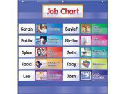 Teacher's Friend Class Jobs Pocket Chart