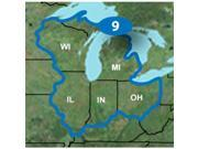 "Garmin TOPO US 24K - Great Lakes - microSDâ""¢/SDâ""¢ Features: Includes topographic coverage of Wisconsin, Michigan, Illinois, Indiana and Ohio"