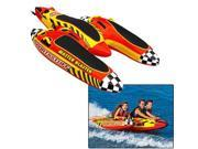 Sportsstuff Master Blaster 3 Rider Person Inflatable Towable 53 1831