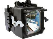 Sony XL-5100U DLP Replacement Lamp with OEM Philips Bulb Inside & 1 Year Warranty Included