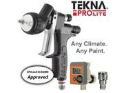 Devilbiss TEKNA PROLITE High Efficiency & HVLP SPRAY GUN 1.3 1.4 TIP DeKup Ready