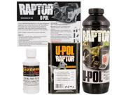Raptor Bright White Urethane Spray On Truck Bed Liner Texture Coating 1 Liter