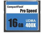 3C Pro 16GB CF 16G CF CompactFlash Card Compact Flash UDMA 400X