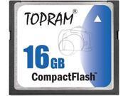TOPRAM 16GB CF 16G CF Compact Flash CompactFlash Card
