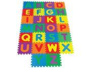Small World Toys Alphabet Puzzle Mat 9SIAD2459X7272