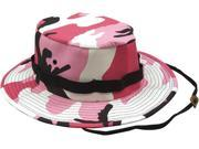 Pink Camouflage Military Jungle Hat