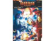 Iron Man: The Animated Series - Season 1, Vol. 1 9SIAA763XB5238