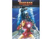 Iron Man: The Animated Series - Season 1, Vol. 2 9SIA0ZX58C0443