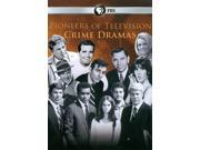 Pioneers of Television: Pioneers of Crime Dramas 9SIAA765827109