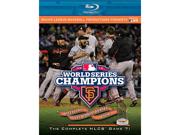 MLB: Official 2012 World Series Film 9SIAA763US4152