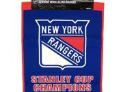Winning Streak Sports 78080 New York Rangers Banner 9SIA00Y0PX6177