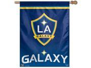 """Los Angeles Galaxy Official MLS 27""""""""x27"""""""" Banner Flag by Wincraft"""" 9SIA4671BY2715"""