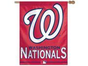 """Washington Nationals Official MLB 27""""""""x27"""""""" Banner Flag by Wincraft"""" 9SIA4676Y62485"""